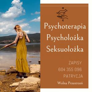 psycholog-seksuolog psychoterapia